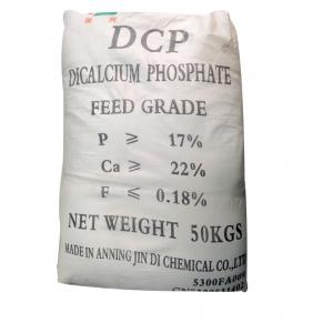 Dicalcium phosphate (DCP) CaHPO4, Trung Quốc, 50kg/bao